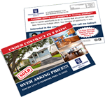 EDDM Postcard Printing & Mailing